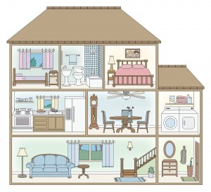 bigstock-House-cross-section-44429782