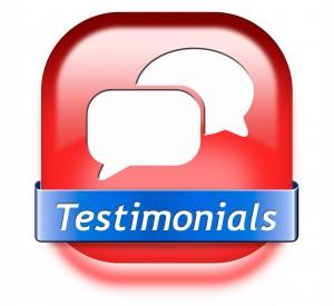 testimonials customer feedback testimonial icon or button leave