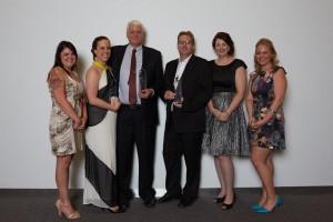 TIC award winners