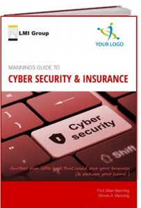 cyber book with your logo