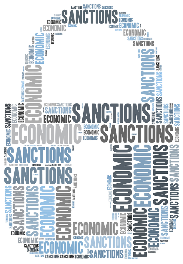 econmic sanctions Trade sanction one or more trade barriers that a country places upon another country as a punitive action a country may institute a trade sanction because it.