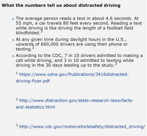 driving stats