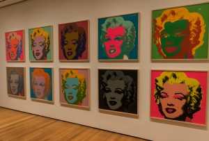 New York City MOMA - New York City MOMA - Andy Warhol, Marilyn M