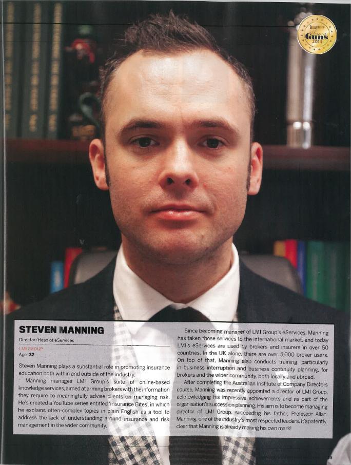 Steve - Young Gun