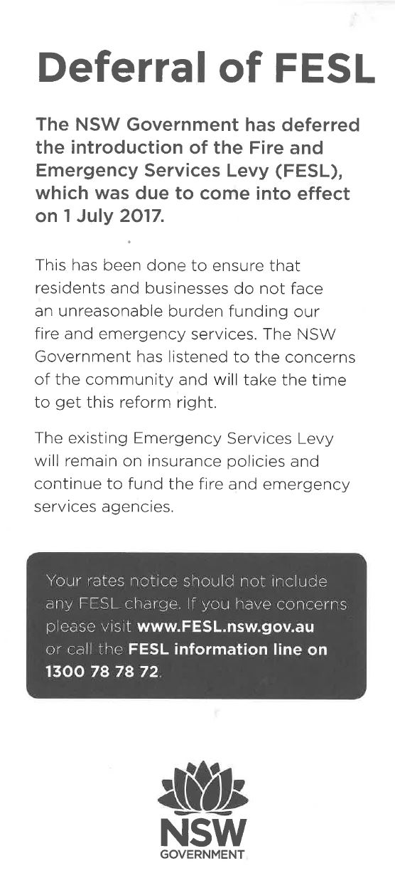 NSW Government continue to bend the facts to hide their ineptitude