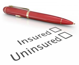 The level of uninsured and under insurance is of increasing concern