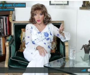 Dame Joan Collins thoughts on claims preparers