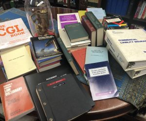 Books glorious books – LMI Library continues to grow