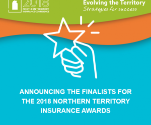 2018 NORTHERN TERRITORY INSURANCE CONFERENCE AWARDS
