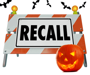 Product Recalls Australia – 31 October 2018