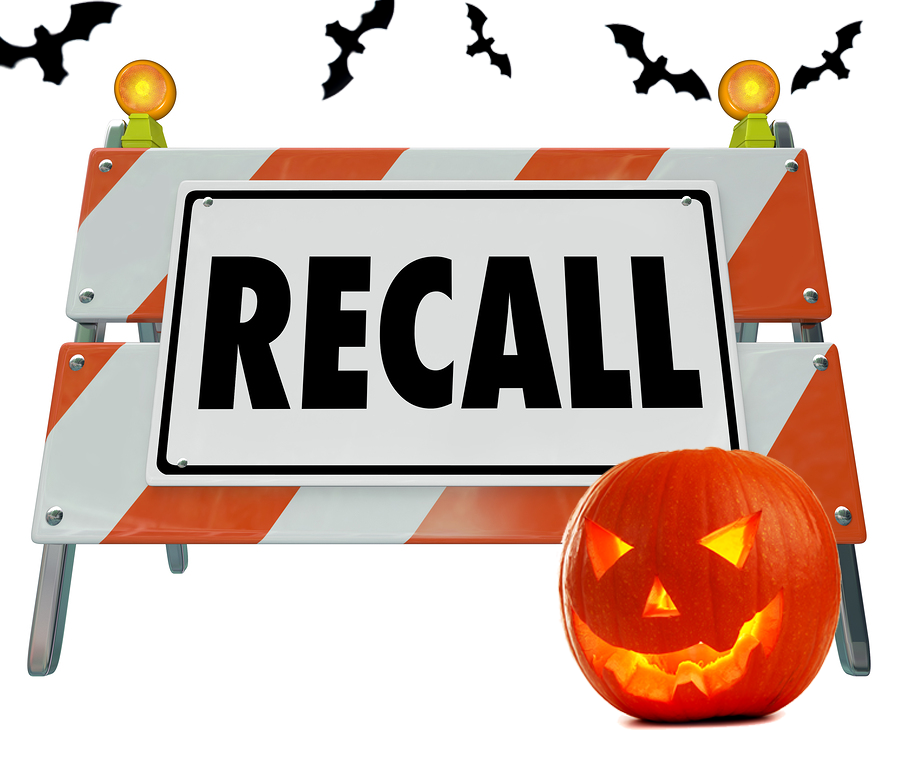 Product Recalls Australia – 23 October 2019