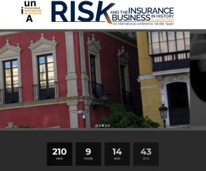 Conference Reminder: Risk and the Business Insurance in History