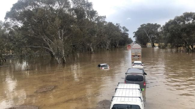 Storm chaos in Melbourne – timely reminder of the dangers of flooded roads