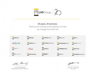 LMI Group – 20 years later