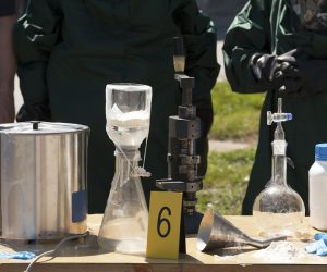 Methylamphetamine use drives more illegal Meth labs