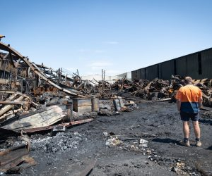 The grim list of fires in recyling