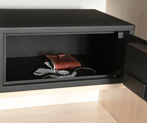 Hotel room safes offer no protection