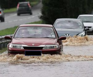 About flood in motor and face masks